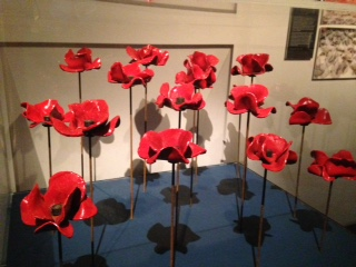 Poppies purchased by the V&A